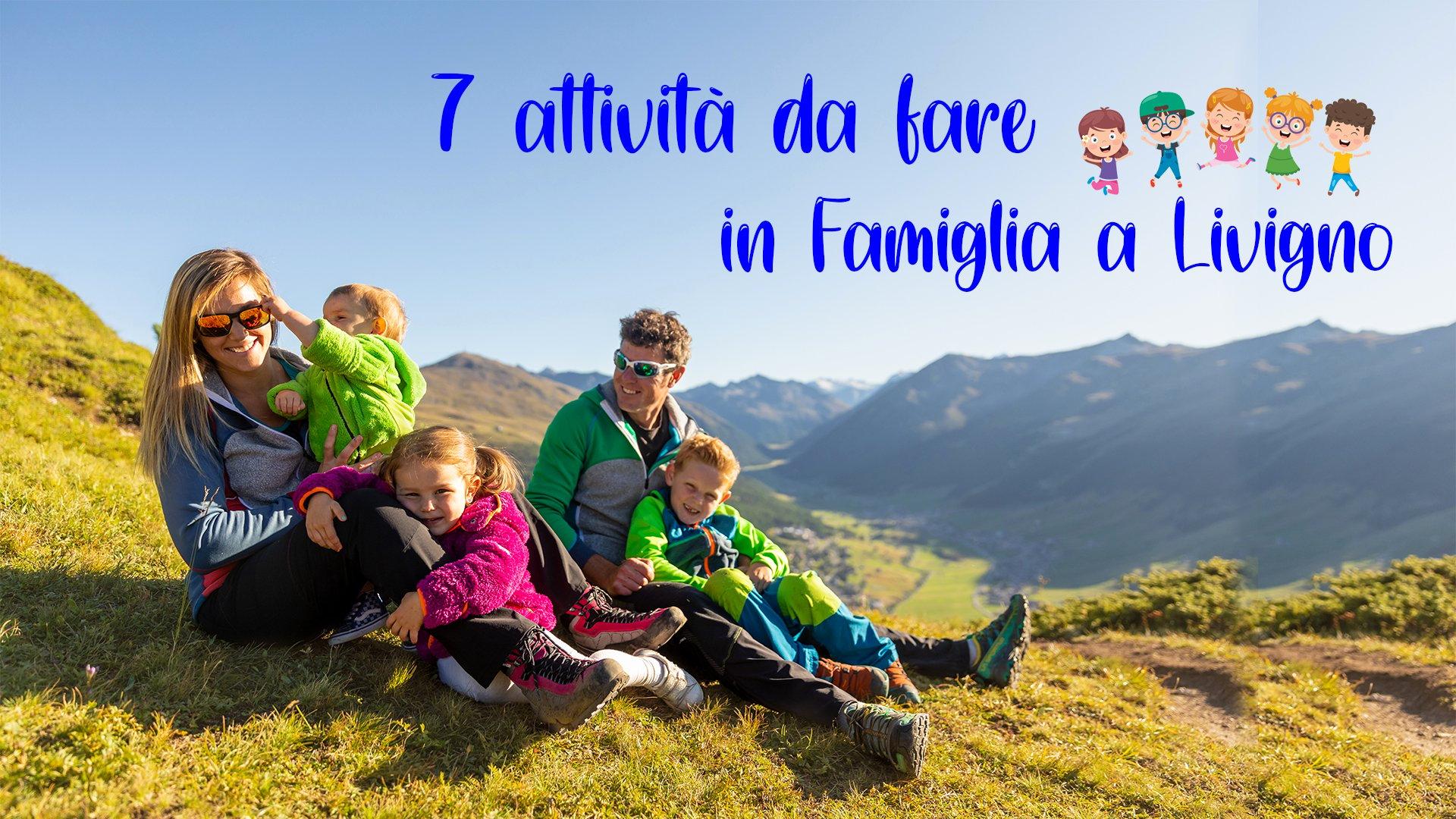 7 attività famiglia