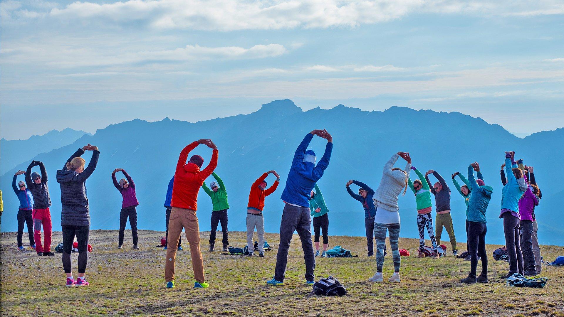 Yoga Carosello