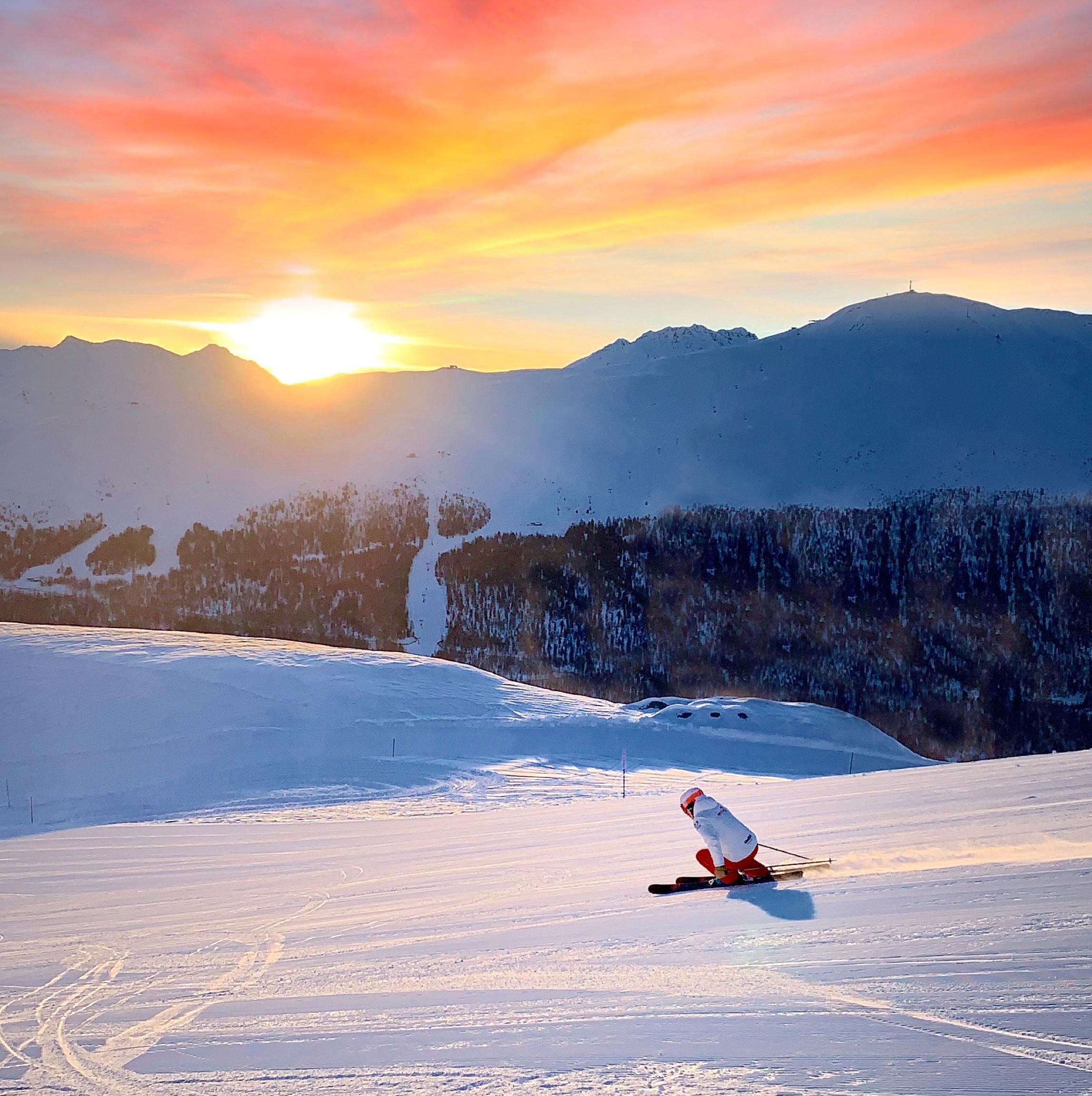 Sunrise San Valentino